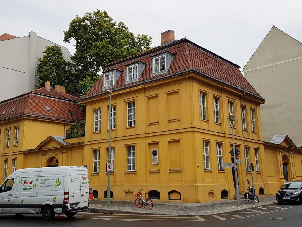 Das Schleiermacherhaus