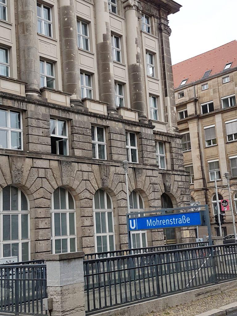 U-Bahnhof 'Möhrenstraße'