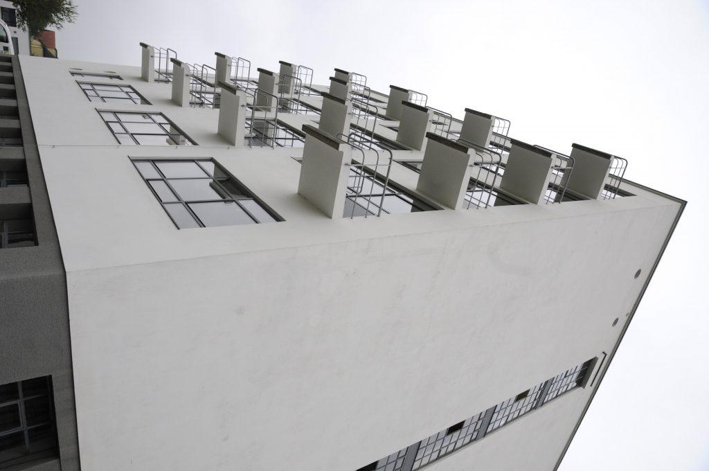 Die Nordfassade des sog. Prellerhauses (Foto: Schoenebeck)